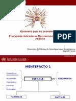 INDICADORES MCE