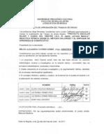 MONOGRAFÍA MELISA ALEJANDRA COTRINO
