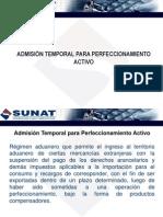 SUNAT9-Admision Temporal Para Perfeccionamiento Activo