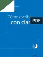 Cómo-escribir-con-claridad-Comisión-Europea