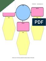Main Idea Semantic Hexagon
