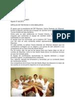 21-08-13 IMPULSA DIF REYNOSA A CACHIBOLEROS