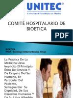 COMITÉ HOSPITALARIO DE BIOETICA