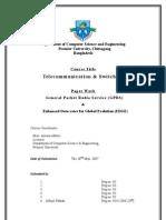 GPRS Paper
