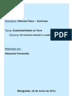 Sustentabilidade na Terra.docx