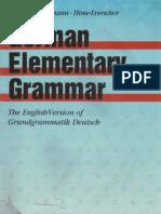 Gramatica - Diesterberg - German Elementary Grammar