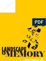 Landscape and Memory_Comp. 2012