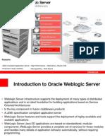 Weblogic11g Details