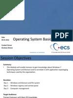 ECS01_Operating System Basics Training Module v1 0