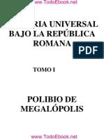 Polibio - Historia Universal bajo la republica romana I - v1.0.pdf
