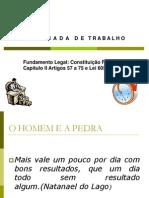 CURSO DEPART.PESSOAL JORNADA DE TRABALHO 2ª PARTE