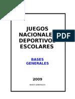 Bases Generales Jnde 2009[1]