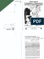 Como Superar La Desigualdad y La Fragmentacion Del Sistema Educativo Argentino027