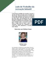 Mercado de Trabalho da Recreação Infantil