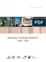 Regional Tourism Strategy 2010 2015