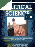 Random House Inc., 2013-2014 Political Science Catalog