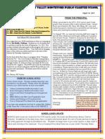 Newsletter 130822
