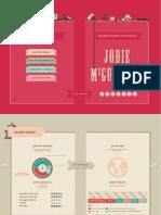 Graphic Design Folio and Resume