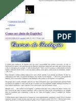 Como ser cheio do Espírito_ _ Portal da Teologia.pdf