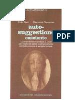 Émile Coué & Raymonde Charpentier auto-suggestione cosciente ed red 1958