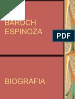 Baruch Espinoza
