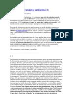 César Vidal y el prejuicio anticatólico