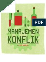 Manajemen Konflik dalam DKV