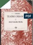Jesús González Dávila - Teatro urbano