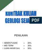 Kontrak Klh G SEJ