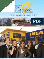 Sunrise Chamber Of Commerce Member Refferal Directory