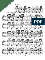 Chopin Gesz-dúr etüd