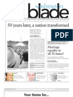 Washingtonblade.com - Volume 44, Issue 34 - August 23, 2013