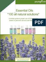 Essentials Oils 100 All Natural Solutions