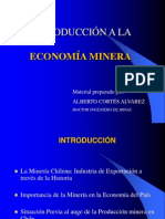 1.- Introduccion Mercado Minero