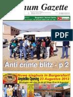 Platinum Gazette 23 August 2013