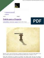Padrão para a Pregação _ Portal da Teologia.pdf