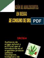 Identificacion de Conductas de Riesgo