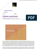 O Pastor e seus Deveres _ Portal da Teologia.pdf