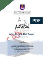 ENT300 - Final Project _Hair Salon