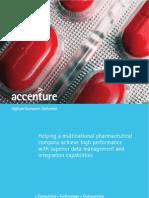 Multinational Pharmaceutical Company