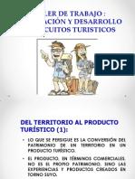 ELABORACIÓN Y DESARROLLO DE RUTAS TURÍSTICAS