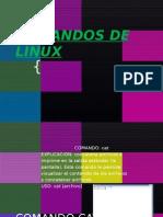 Comando s de Linux