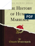 The History of Human Marriage 1000013518