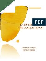 Actividad Semana 2- La Estructura Organizacional