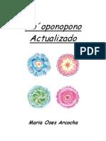 Texto Hooponopono Maria Oses