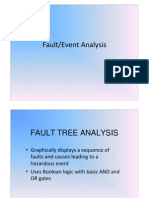 CF Lecture 10 Fault - Event Analysis
