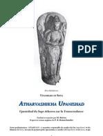 Atharvashikha Upanishad (Document)