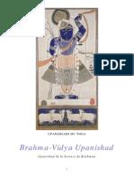 Brahma-Vidya Upanishad (Document)