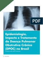 Epidemiologia, Impacto e Tratamento da Doença Pulmonar Obstrutiva Crônica (DPOC) no Brasil