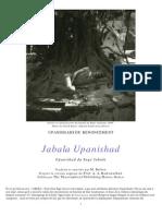 Jabala Upanishad (Document)